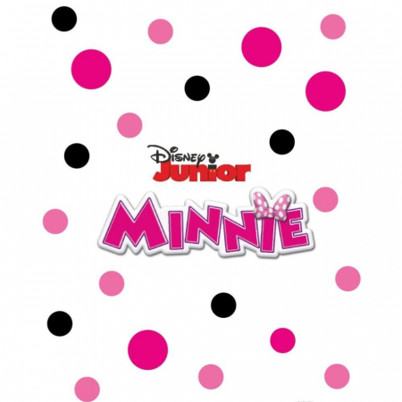 Minnie Mouse & Figaro, Disney, Set creativ Pictura cu nisip colorat, 1 plansa 21 x 29,7 cm, 10 plicuri nisip multicolor, 1 betisor, 1 folie protectie, + 3 ani2