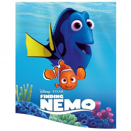 Dory & Nemo, Disney, Set creativ pictura cu nisip colorat, 2 planse 16,5 x 23,5 cm, 15 tuburi nisip multicolor, 1 penseta, 2 folii protectie, + 3 ani4