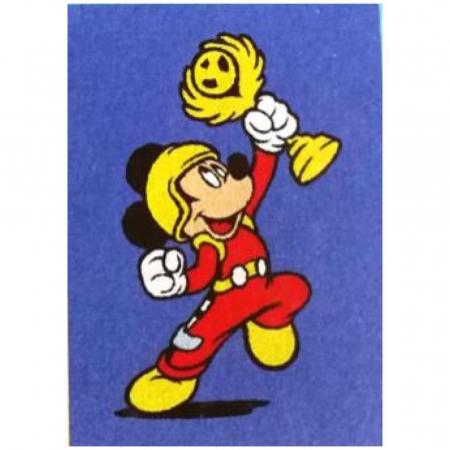 Pictura cu nisip colorat Mickey & Minnie Mouse la curse [4]