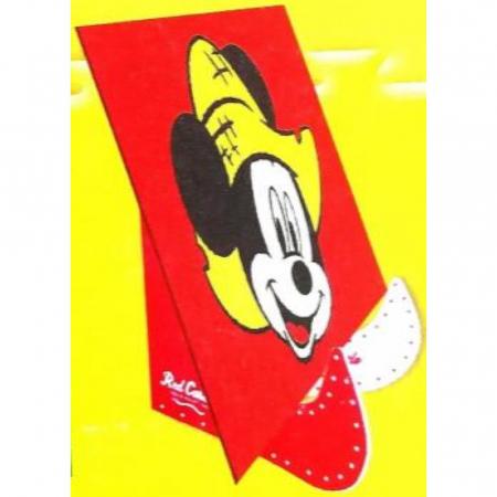 Mickey Mouse, Disney, Set creativ pictura cu nisip colorat, 4 planse 11,75 x 16,5 cm, 4 suporti carton, 16 tuburi nisip multicolor, 1 penseta, 4 folii protectie, + 3 ani6