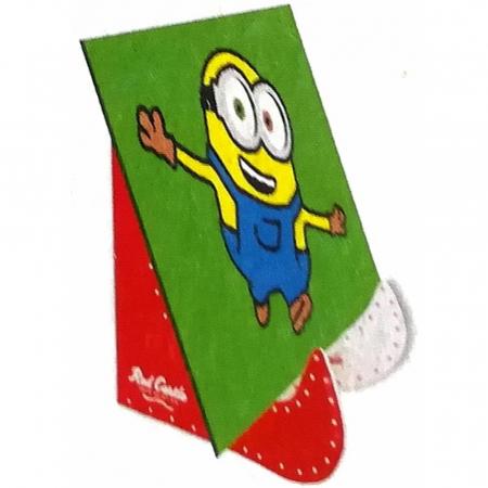 Minion – Stuart, Bob, Agnes, Disney, Set creativ pictura cu nisip colorat, 4 planse 11,75 x 16,5 cm, 4 suporti carton, 16 tuburi nisip multicolor, 1 penseta, 4 folii protectie, + 3 ani5