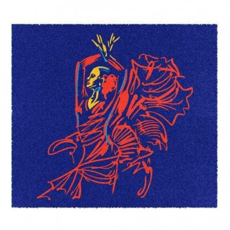 Balerina, Chitarist, Oameni, Set creativ, pictura cu nisip colorat, 3 planse 22 x 23 cm, 22 tuburi nisip multicolor, 1 penseta, 3 folii protectie, pentru 10 – 99 ani2