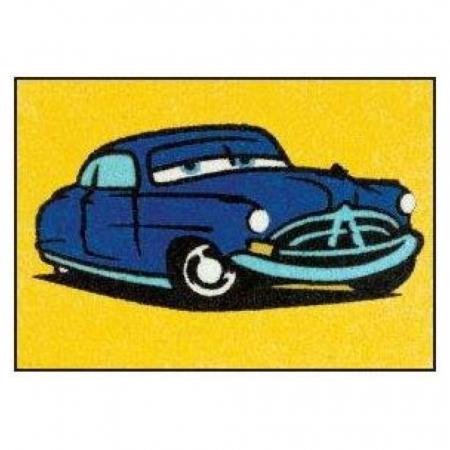 Cars - Fulger McQueen, Bucsa, Doc, Sally, Disney, Set creativ pictura cu nisip colorat, 4 planse 11,75 x 16,5 cm, 4 suporti carton, 16 tuburi nisip multicolor, 1 penseta, 4 folii protectie, + 3 ani4