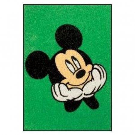 Mickey Mouse, Disney, Set creativ pictura cu nisip colorat, 4 planse 11,75 x 16,5 cm, 4 suporti carton, 16 tuburi nisip multicolor, 1 penseta, 4 folii protectie, + 3 ani3