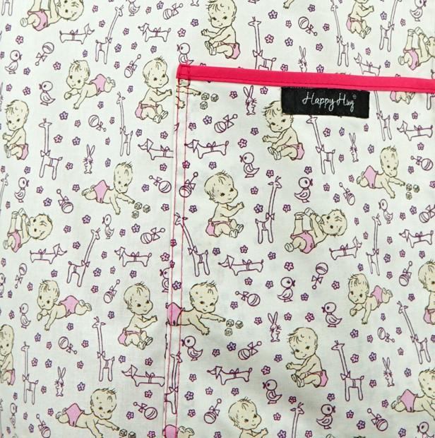 Bluză compleu - Bebelusi (roz) 3
