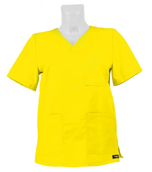 Bluză Uni - Galben [0]