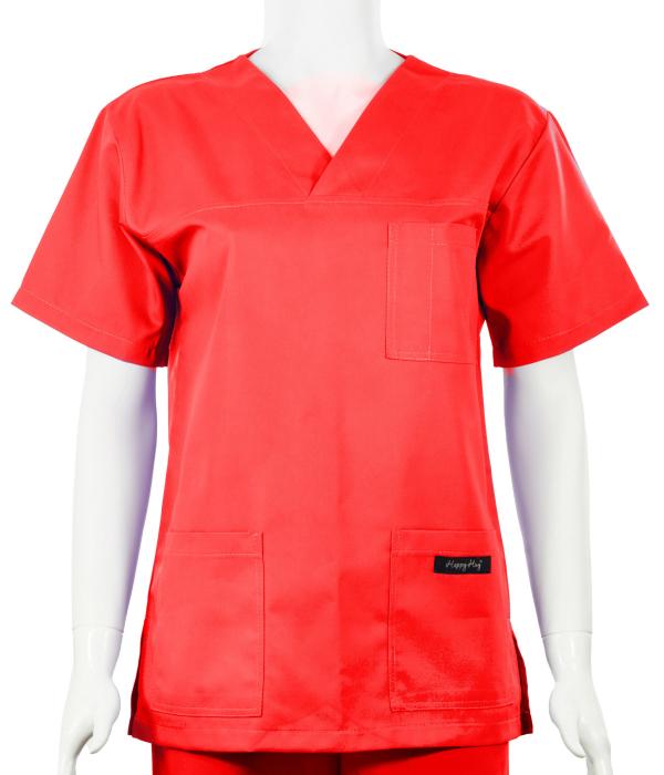 Bluză Uni - Roșu [0]