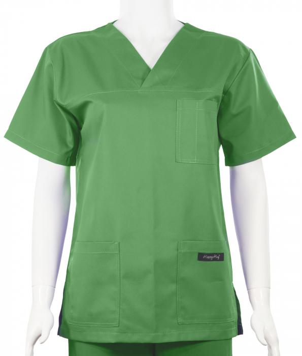 Bluză Uni - Verde 0