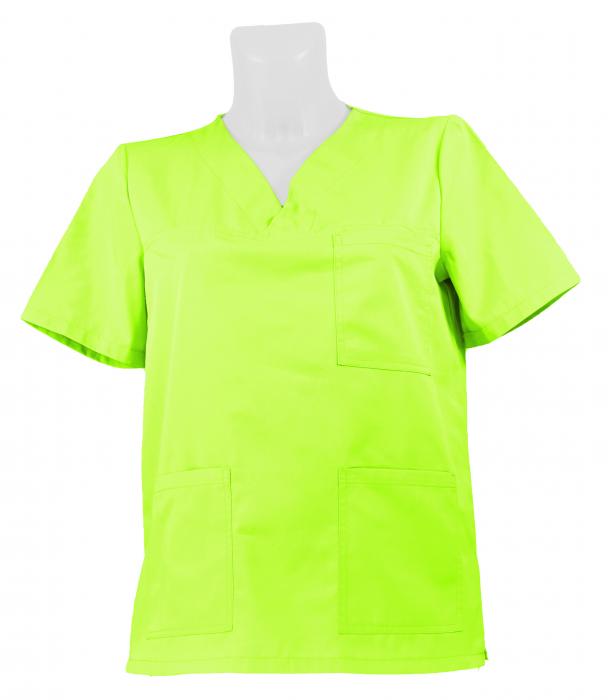 Bluză Uni - Verde Praz [0]
