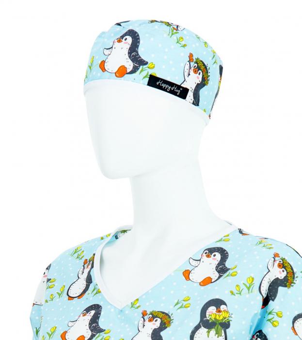 Bluza compleu - Pinguini bleu 4