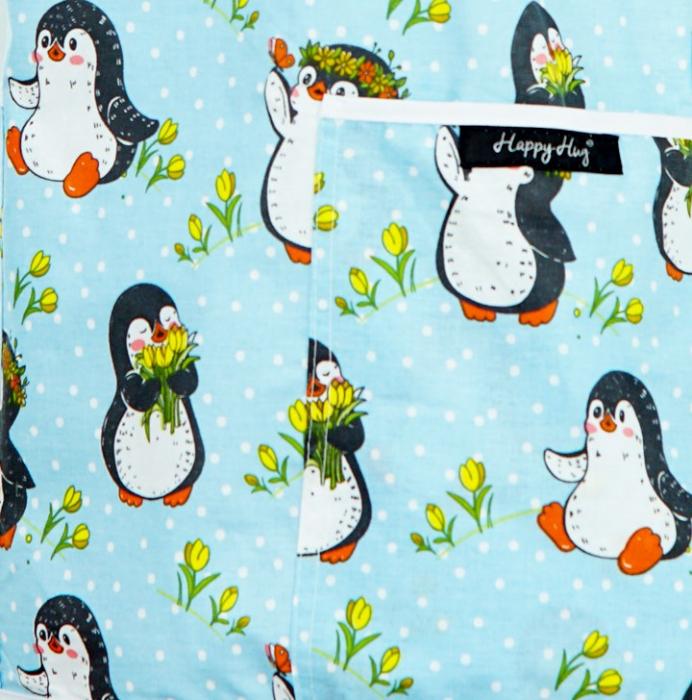 Bluza compleu - Pinguini bleu 3