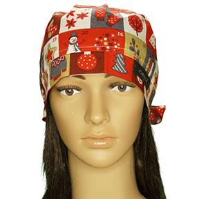 Boneta textila Advent 0