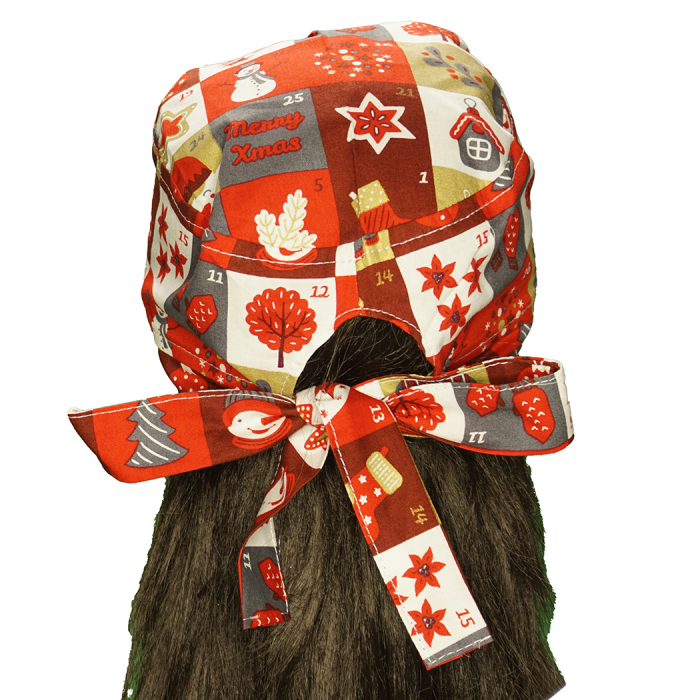 Boneta textila Advent 2