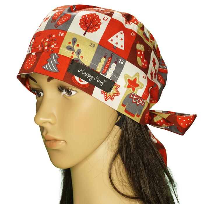 Boneta textila Advent 1