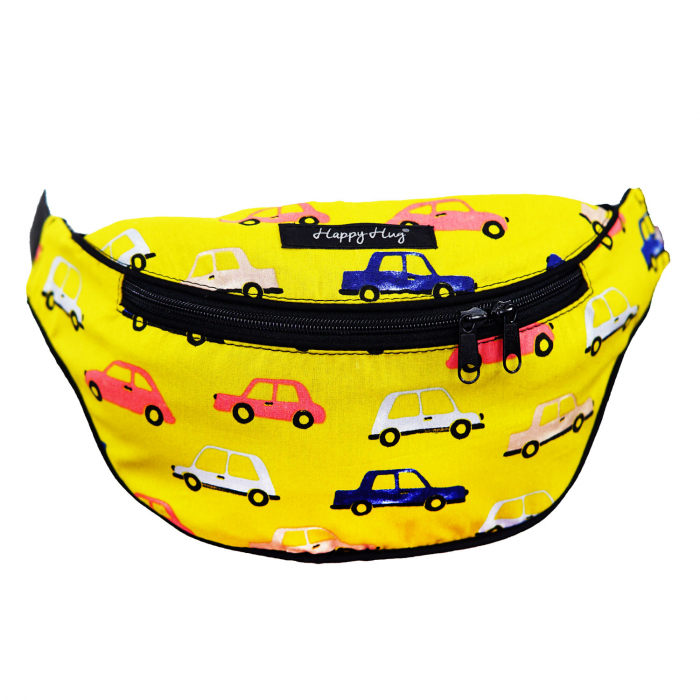 Borsetă  - Yellow Cars 0