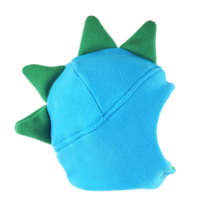 Caciula Dino - Turcoaz/Verde 4