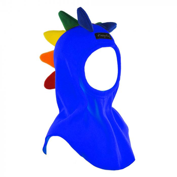 Cagulă Dino Curcubeu Albastru 0