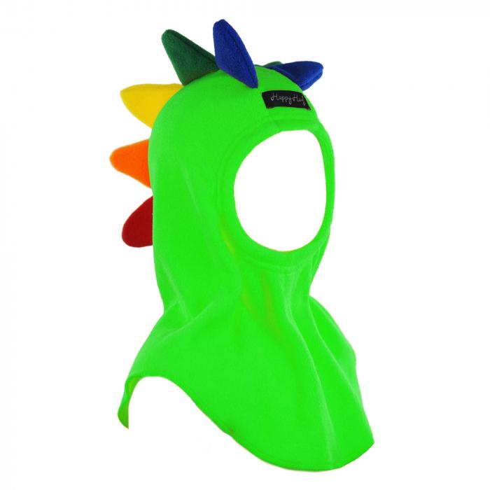 Cagulă Dino Curcubeu Verde [0]