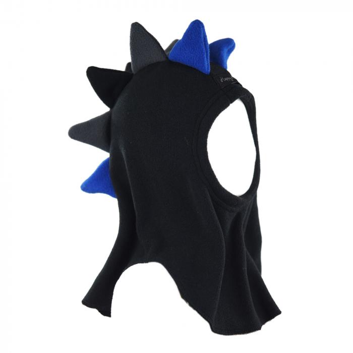 Cagulă Dino Negru/Albastru 1