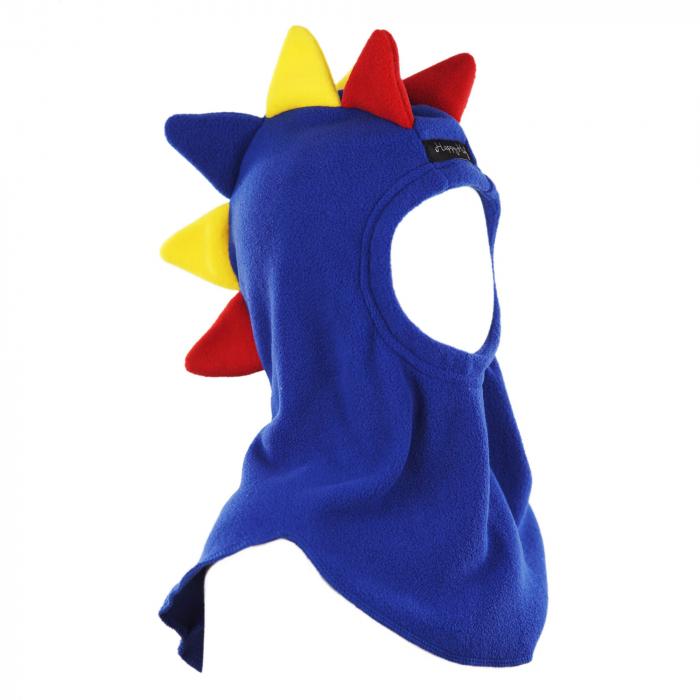 Cagulă Dino Tricolor Albastru 1