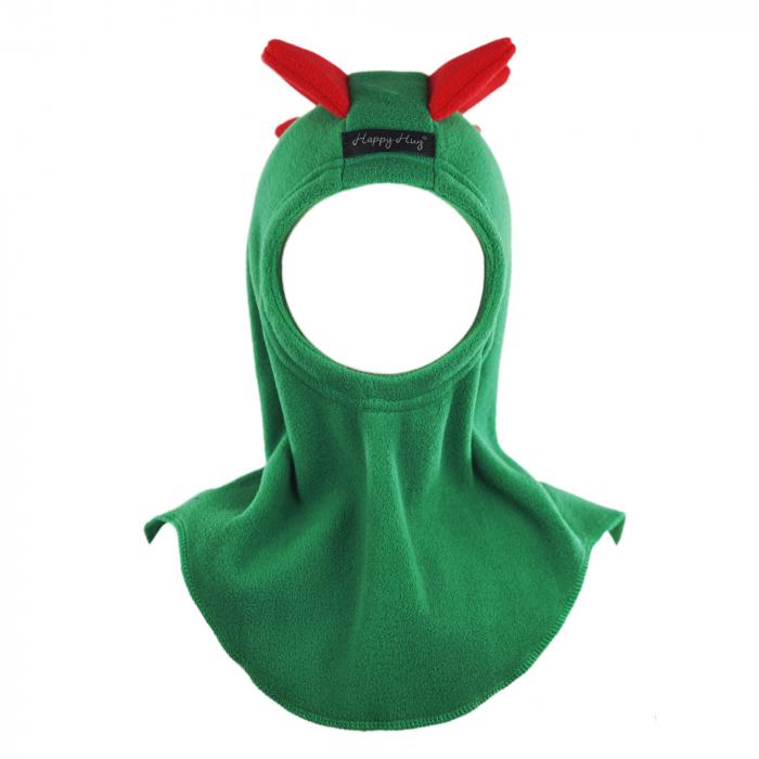 Cagulă Dino Verde/Roșu 2