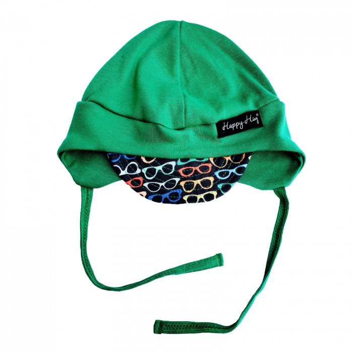 Căciulă Bumbac - Green Sunglasses [0]