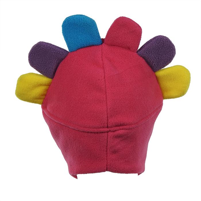 Căciulă Dino Roz Multicolor 3