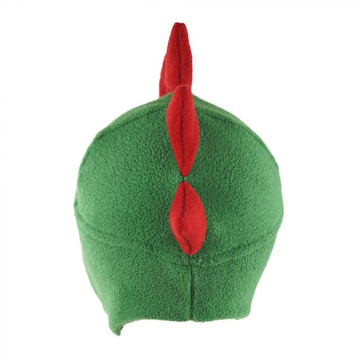 Căciulă Dino - Verde/Roșu 5