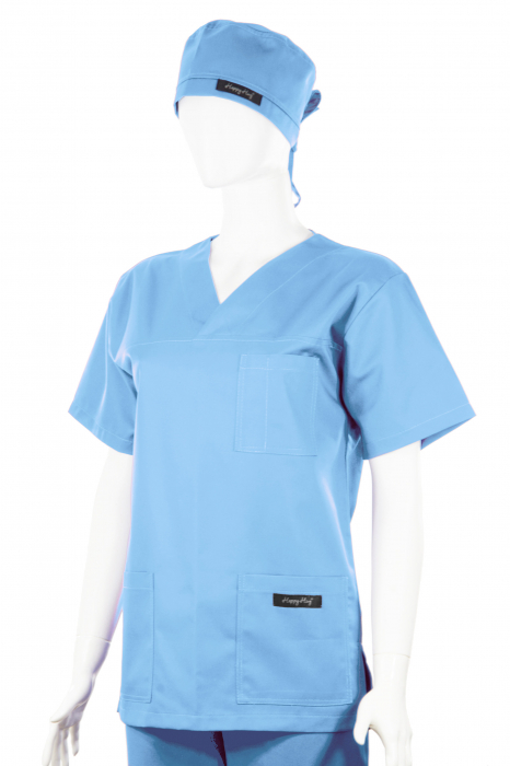 Costum Medical Unisex bleu 2