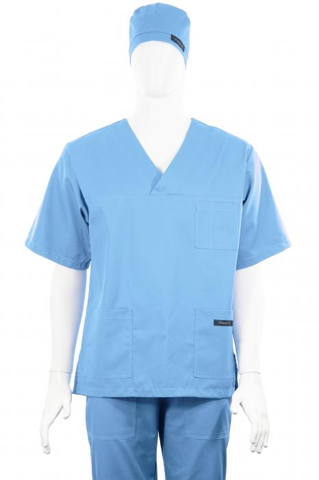 Costum Medical Unisex bleu 4