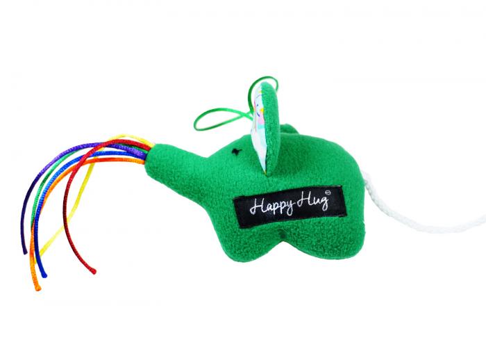 Jucărie - Elefant Verde 0
