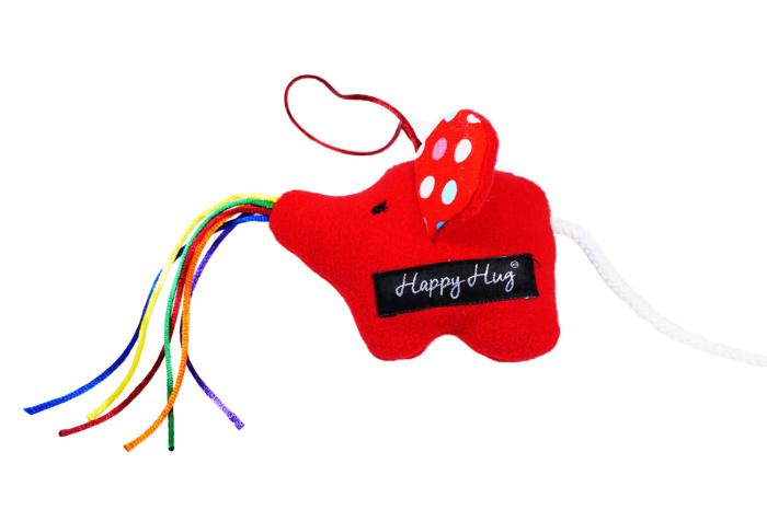 Jucărie - Elefant Roșu [1]