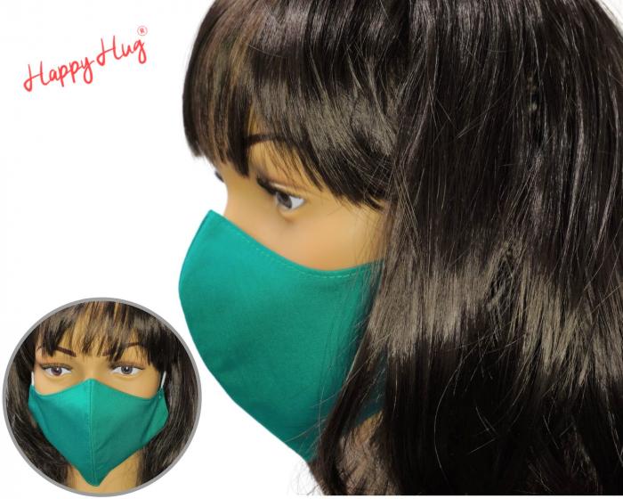 Mască Textilă - Teal [0]