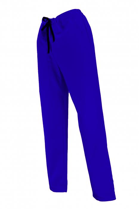 Pantalon cu Buzunare - Albastru 2XL 1
