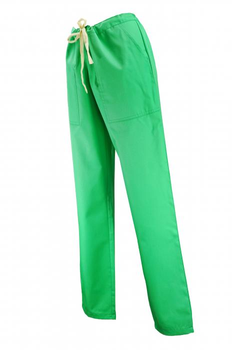 Pantalon cu Buzunare - Verde 2XL 1