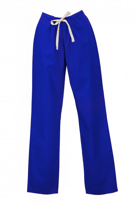 Pantalon fără Buzunare - Albastru 36 0