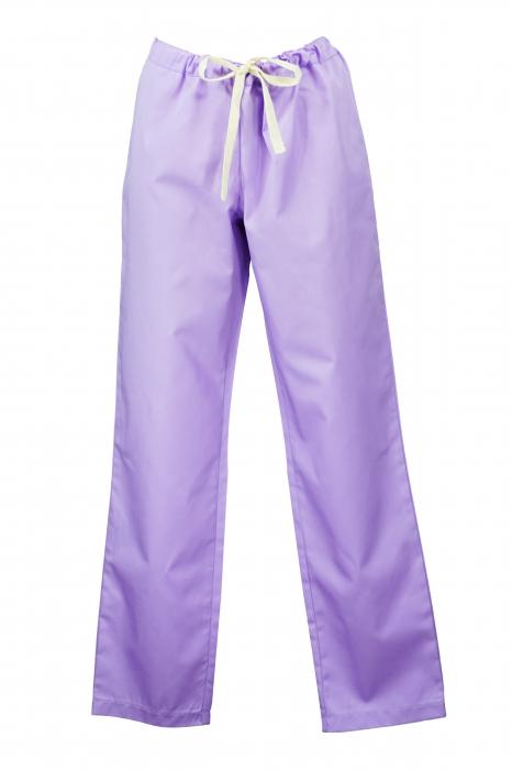 Pantalon fără Buzunare - Lila 36 0