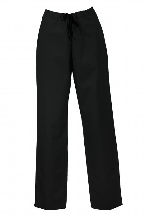 Pantalon fără Buzunare - Negru 36 [0]