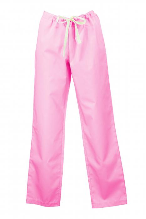 Pantalon fără Buzunare - Roz Deschis 36 0