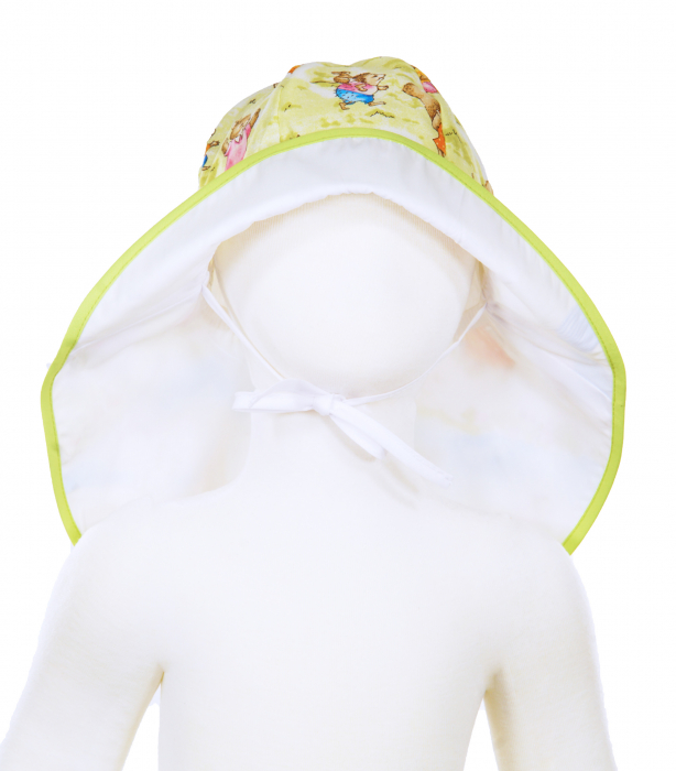 Pălărie de Soare - Iepurași la Joacă [3]