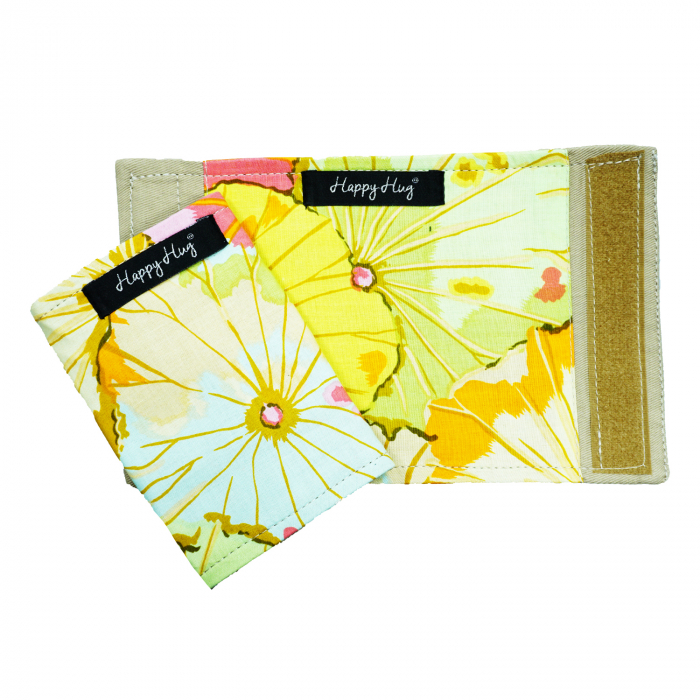 Protecții Bretele - Flori Galbene 1