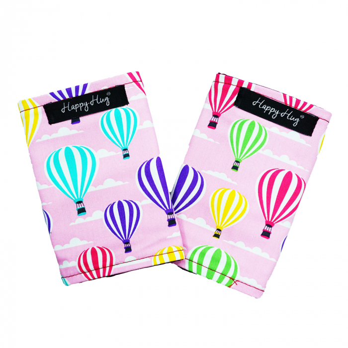 Protecții Bretele - Roz Balloons 0