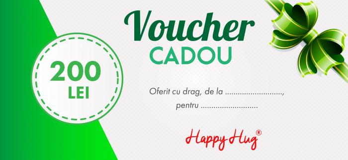 Voucher Cadou - 200 lei 0