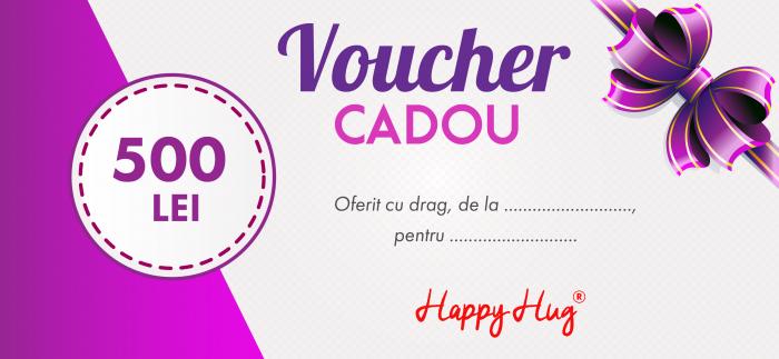 Voucher Cadou - 500 lei 0