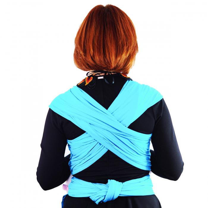 Wrap Elastic - Bleu 5