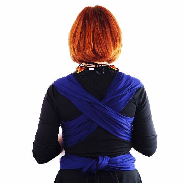 Wrap Elastic - Bleumarin [4]