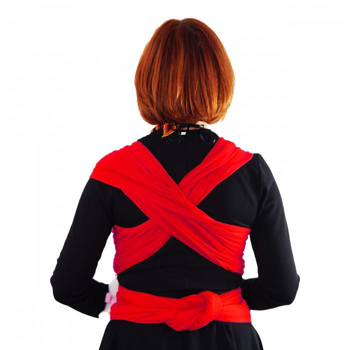 Wrap Elastic - Roșu [4]