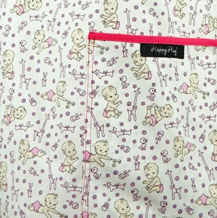 Bluză compleu - Bebelusi (roz)3