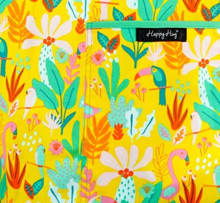 Bluză Compleu - Designer Print - Tropical [3]