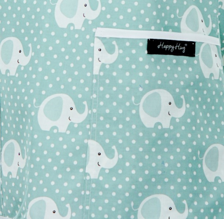 Bluză compleu - Elefanți Albi [3]
